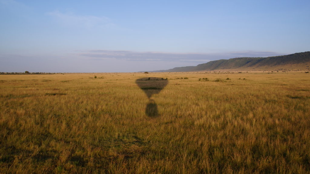 Safari Balloon Tour