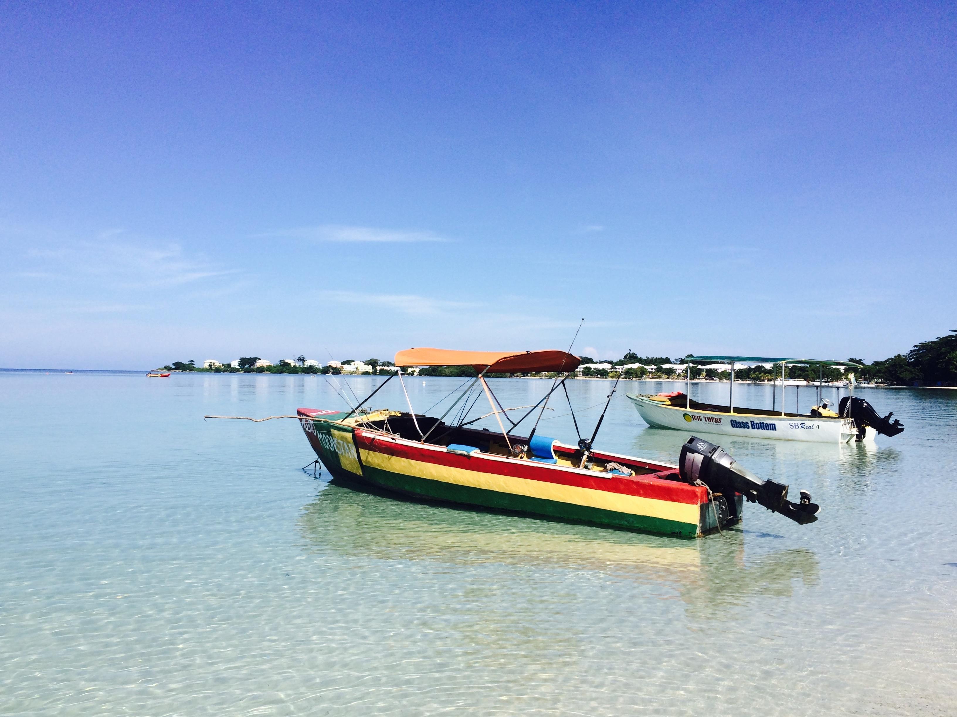 Jamaica Boat