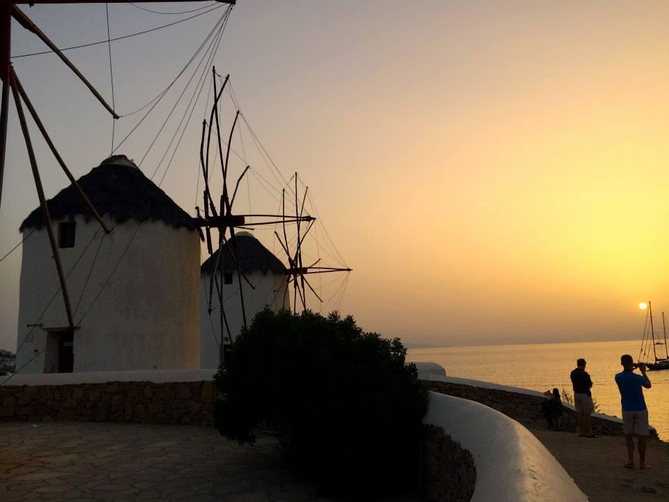 Kato Myli Windmills