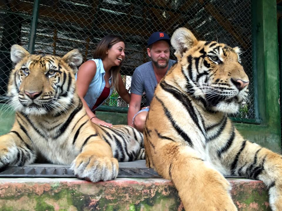 Thailand Tiger Kingdom