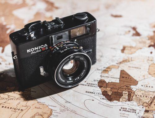 Cameraonmap