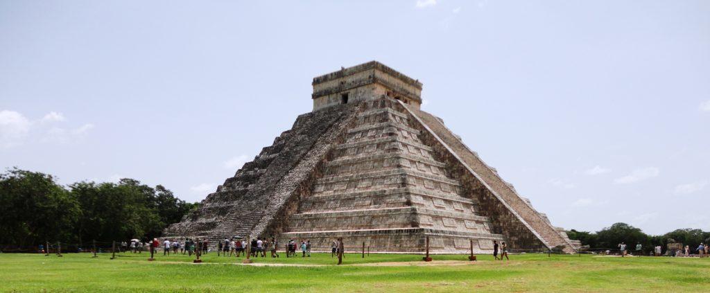 Cancun Chichenitza Ruins