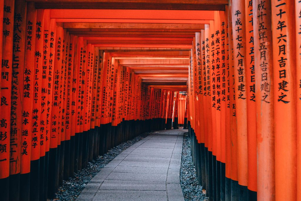 Kyoto1000arches