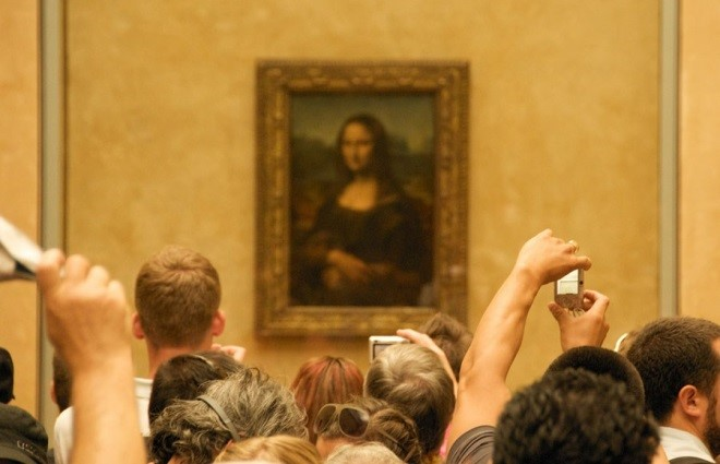 Mona Lisa in France