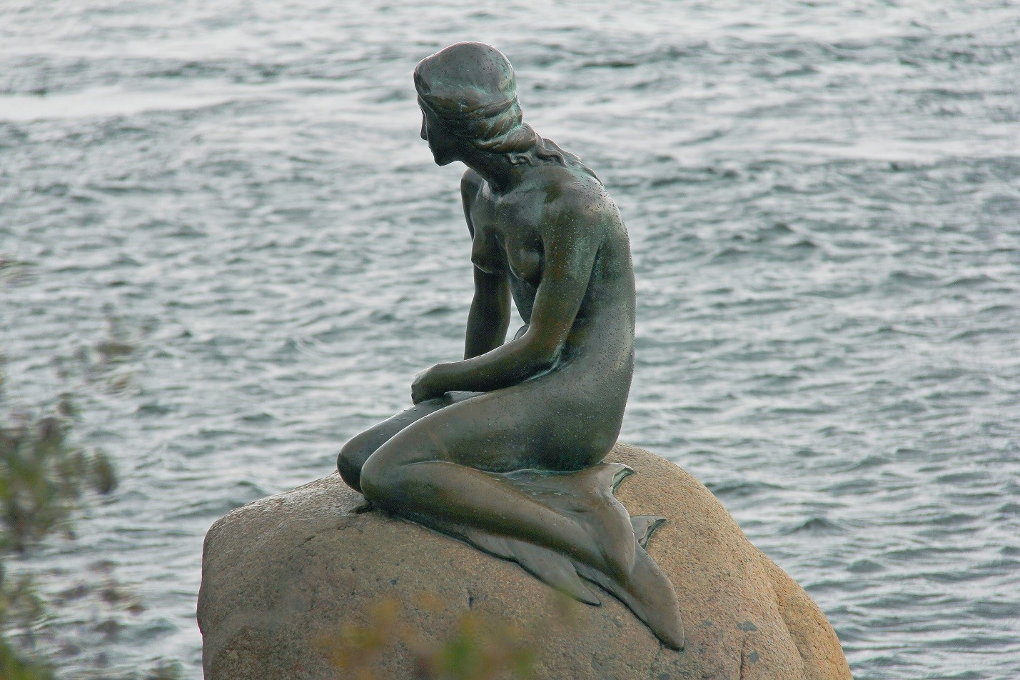 The Little Mermaid Sculpture Denmark
