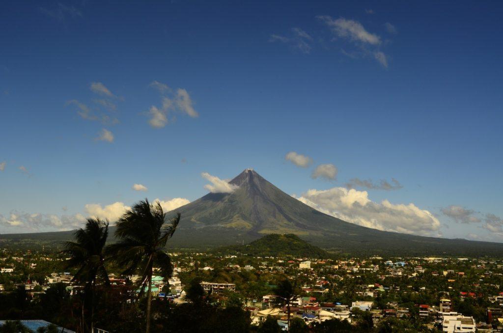 Mayon Volcano Bicol Philippines
